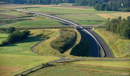 Ortsumgehung B254 und Bau der A4: Wer Straßen sät, wird Verkehr ernten