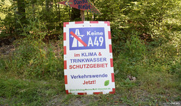Nach Äußerungen der CDU über A49: Linke sehen es als dünnhäutige Polemik