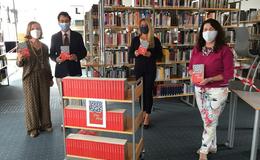 Schulen lesen mit bei der Aktion Bad Hersfeld liest ein Buch