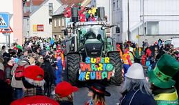Karnevalsgesellschaft Neuhof sagt Fastnachtskampagne ab