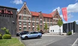 Der Hessische Denkmalschutzpreis geht auch ans ehemalige EIKA-Gebäude