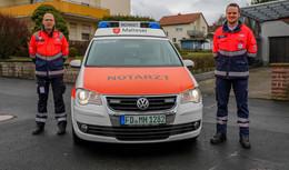 Einsatzbereit! Malteser stellen NEF Fulda-West am neuen Standort in Maberzell