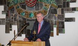 Wolfgang Schneider mit dem Melvin Jones Fellow ausgezeichnet