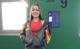Schmalnauerin Sarah Rau im Einzel-, Doppel- und Mixed-Wettbewerb dabei