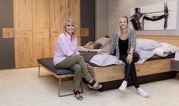 Möbelpunkt Thalau investiert in neue Schlafzimmer-Abteilung - 30 Prozent