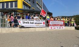 Trotz Lohnerhöhung weiter Streik für einen Tarifvertrag