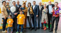 25 Jahre Förderverein Känguruh: 1.000.000 Euro für kleine Patienten und Eltern