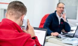 Telefonpatenschaft in den Startlöchern - Betroffene aus sozialer Isolation holen