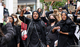 No justice, no peace - Tausende demonstrieren in Fulda gegen Rassismus