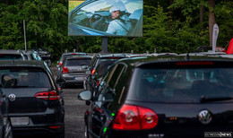 Fuldaer Mobilitätspartner unterstützt Autokino am Michelsrombacher Wald