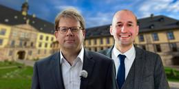 Duell um Chefsessel im Stadtschloss: nur Wulff fordert OB Wingenfeld heraus