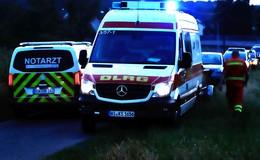 Gekentertes Kanu bei Bebra: Rettungskräfte starten Suchaktion