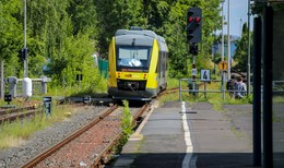 CDU-Vertreter fordern mehr Tempo und Attraktivität für die Vogelsbergbahn