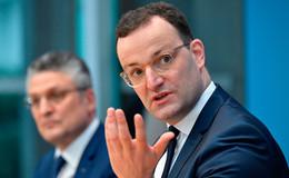Gesundheitsminister Jens Spahn (CDU): Impfstart insgesamt gelungen