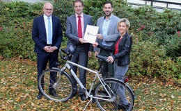 Neues Radwegenetz in der Kaliregion geplant