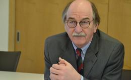 Herz schlägt für Lauterbach: Rainer Hans Vollmöller möchte weitere Amtszeit
