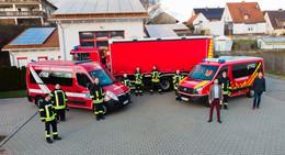 Neue Fahrzeuge für die Feuerwehren: Wechsellader macht mehr Sinn