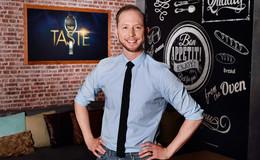 Max von Bredow kocht heute Abend bei The Taste auf Sat.1