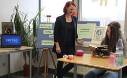 """Gesamtschule feiert Bücher und das Lesen beim """"Obersberger Lesemarathon"""""""