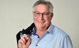 Bürgermeisterkandidat Gerhard Eckstein (61) will ins Rathaus