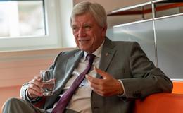 Virtuell zu Gast: Volker Bouffier digital bei CDU-Bezirksverband zugeschaltet