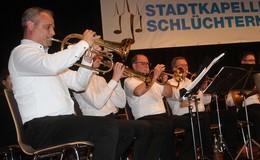 """Stadtkapelle glückt das Musikexperiment """"Chansons Bachiques"""""""
