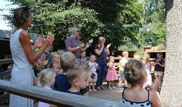 Gutes Programm und lauschige Sommernacht: Besucherekord auf dem Schlossberg