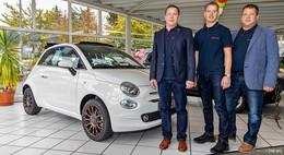 30 Jahre Auto Bleuel: Großes Programm und attraktive Angebote