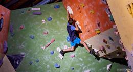 DAV-Kletterer im Finale unter den Top Ten