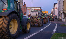 Rettet die Landwirtschaft: große Traktoren-Demo am Freitag in Innenstadt