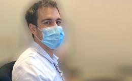So hat Klinik-Arzt Julian Kött (29) die Lungenkrankheit erlebt - Ich bin IMMUN