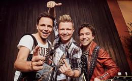 Dorfrocker unplugged am Lagerfeuer in der Hessenmühle - Drei Mini-Konzerte
