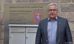 Abschied in schweren Zeiten: Stephan Schmitt (65) geht in den Ruhestand