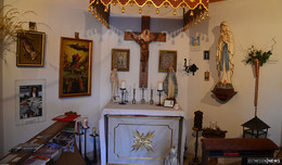 Lourdeskapelle feiert 20-jähriges Bestehen - wegen Corona in ganzer Stille