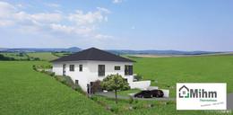 Mihm Thermobau: Einfamilienwohnhaus in Schenklengsfeld besichtigt