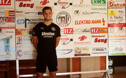 Nikolaj Zvekic vierter Neuzugang beim SV Steinbach