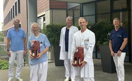 Oberärzte sicherten unfallchirurgische Versorgung ohne Qualitätsverlust