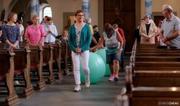 Den Stein ins Rollen bringen: Gottesdienst in besonderen Zeiten