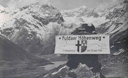 Den Namen Fulda in die Alpen gebracht: 60 Jahre Höhenweg im Pitztal