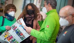 AlsDankeschön-Coupon-Aktion für Geimpfte gestartet