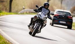 Motorradsaison hat begonnen: Polizei kontrollierte in Vogelsberg und Rhön