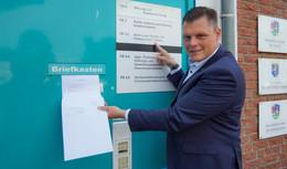 Bundestagswahl: Wilhelm Gebhard geht für die CDU ins Rennen