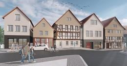 Bauphase für Kirtorfer Höfe beginnt: Eine enorme Bereicherung für die Stadt