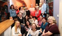 Großes Interesse der Erzieherinnen an freiwilliger Schulung im Begehbaren Ohr