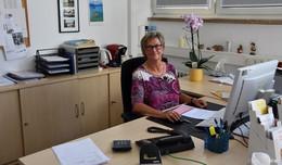 Doris Schmidt kümmert sich als Fallmanagerin um einen Berg von Problemen