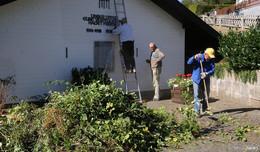 Bürger engagieren sich: Landrat Dr. Koch besucht Ortschaften