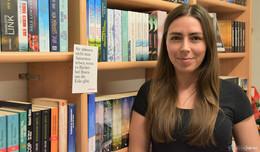 Jeden Sonntag sind Roxanne Grimms Bücher on air