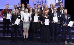 Zwei Azubis aus der Region in Berlin geehrt