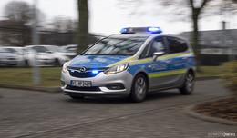 Tuning und Poser: Schwerpunktkontrollen des Polizeipräsidiums Osthessen