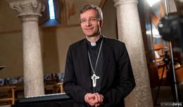Bischof Dr. Gerber als Botschafter: Sterbende Kinder aus der Tabu-Zone holen